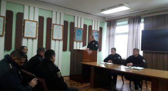 Відбулося відпрацювання профілактичних заходів на території обслуговування Переяслав-Хмельницького ВП ГУ НП в Київській області