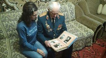 Візит до ветерана пожежної охорони Переяславщини