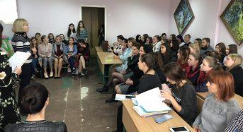 На філологічному факультеті відбувся День Європейських мов
