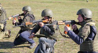 Переяславці у складі кращого підрозділу територіальної оборони Київщини