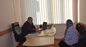 Секретар міської ради провів особистий прийом