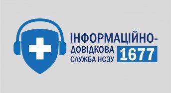 Національна служба здоров'я запустила власний контакт-центр