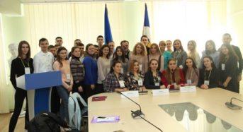 На VІІ Міжнародній студентській конференції проаналізували проблеми та перспективи студентського самоврядування