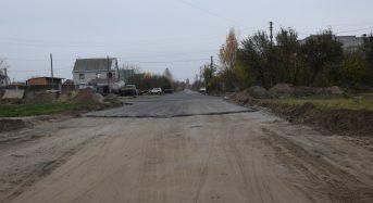 Роботи по ремонту вул. Борисівське поле тривають
