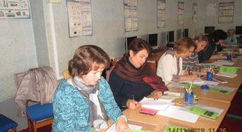 На базі ЗОШ №4 відбулося заняття обласної педагогічної студії