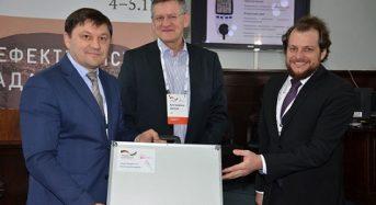 """Переяслав-Хмельницький за участь в проекті """"Енергоефективність у громадах – ІІ"""" отримав валізку енергоменеджера"""