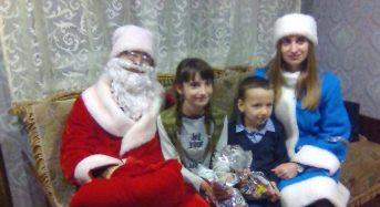 12 діток із сімей пільгових категорій відвідав Віктор Закіров