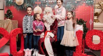 Мовна школа «New generation» відзначила новорічні свята