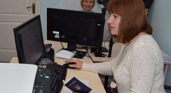 У Переяслав-Хмельницькому центрі надання адміністративних послуг почали видавати закордонні паспорти та ID-картки
