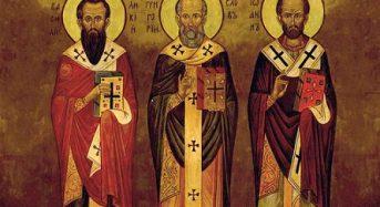 12 лютого — Собор Трьох Святителів: що не можна робити в цей день