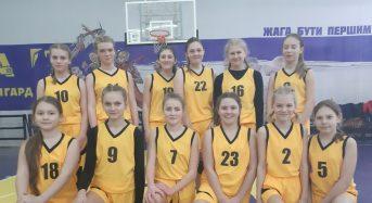 14-17 лютого у столичному СК «АВАНГАРД» відбувся черговий тур чемпіонату України з баскетболу серед дівчат 2006 р.н