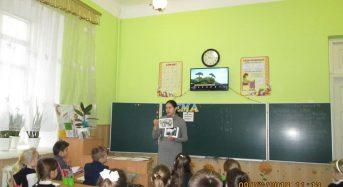 Заняття Школи молодого вчителя англійської мови