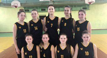 23-24 лютого в місті Харкові відбувся 6 тур Чемпіонату України з баскетболу серед дівчат 2002-03 р.н.