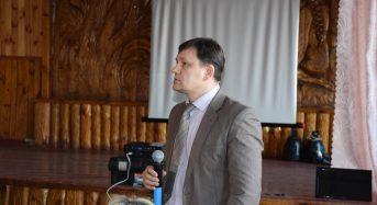 Відбувся звіт міського голови Тараса Костіна на відкритих зустрічах перед жителями мікрорайону Карань