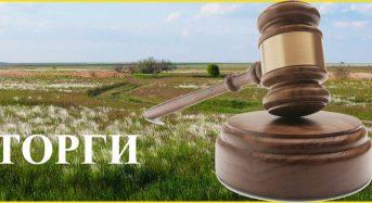 Інформація  про продаж права оренди земельних ділянок на земельних торгах