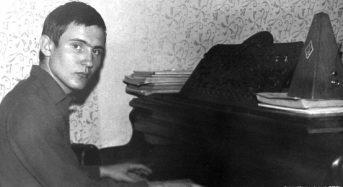 Сьогодні українському композиторові Володимиру Івасюку було б 70