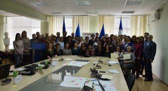 «MoPED» у Переяславі: четвертий день тренінгів і семінарів у місті музеїв