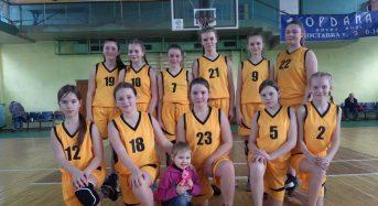 Відбувся 6 тур чемпіонату України з баскетболу серед дівчат 2006 р.н.