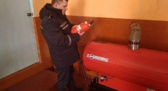 Вогнеборці провели перевірку виборчої дільниці
