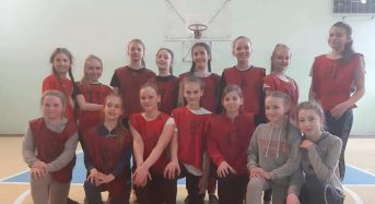 Відбулися міські змагання з баскетболу серед дівчат 5-6 класів