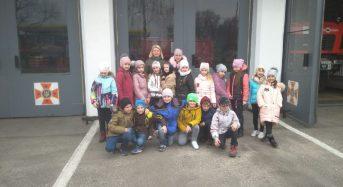 22 березня в рамках акції «Запобігти. Врятувати. Допомогти.» до  27-ї ДПРЧ м. Переяслав-Хмельницький за сприяння рятувальників,  відбувся ознайомчий захід служби надзвичайних ситуацій з дітлахами ЗОШ №6.
