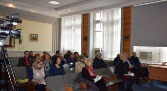 Відбулося чергове 6 засідання виконкому міської ради