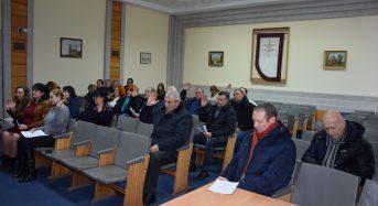 Відбулося позачергове 4 засідання виконкому міської ради