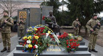 У місті відкрили пам'ятник воїнам Переяславщини, які загинули за Україну (Фоторепортаж)
