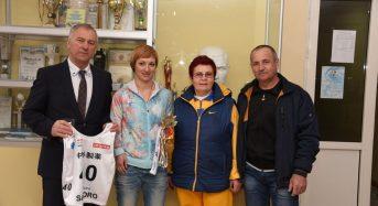 Олександру Кононову визнано кращою біатлоністкою світу