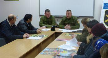 У Переяславі-Хмельницькому безробітних запрошували до проходження служби за контрактом у Збройних Силах України