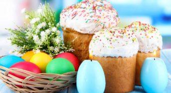 Години Богослужіння та освячення на Великдень у місті Переяславі-Хмельницькому