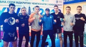 Богдан Рубан та Олексій Білецький стали переможцями з кікбоксингу у Києві