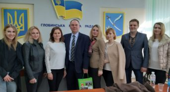 Делегація із Переяслава відвідала Глобинську громаду