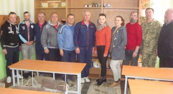 Відбувся семінар-тренінг для організаторів Всеукраїнської дитячо-юнацької військово-патріотичної гри «Сокіл» («Джура»)