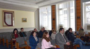 Відбулося позачергове 7 засідання виконкому міської ради