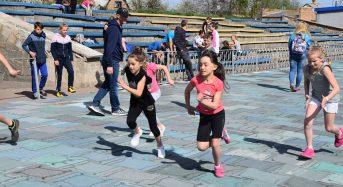 Відбулися змагання відкритої першості Переяслав-Хмельницької ДЮСШ з легкої атлетики