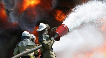 Привітання з Днем пожежної охорони від органів місцевого самоврядування