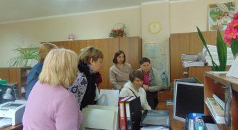 Проведено зустріч у трудовому колективі