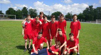 Відбулася першість міста з футболу серед учнів 5-8 класів