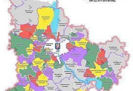У КОДА показали оновлений Перспективний план Київської області (ФОТО)