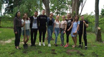 Студенти місцевого університету долучилися до Всеукраїнського Марафону відповідальності