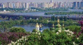 Київ потрапив до десятки найкрасивіших міст світу