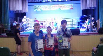 Із Білорусі переяславські боксери привезли нагороди