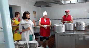 Комісія вивчила стан підготовки до роботи пришкільних таборів із денним перебуванням