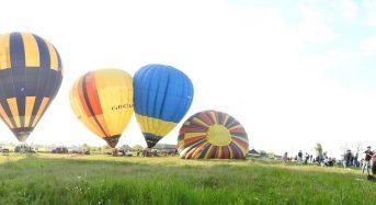 У Переяславі відбувався Всеукраїнський фестиваль польотів на повітряних кулях