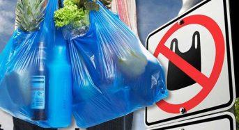 У місті обмежено використання поліетиленових пакетів у закладах торгівельної мережі ресторанного господарства та на ринках
