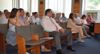 Відбулося І пленарне засідання 68 сесії міської ради