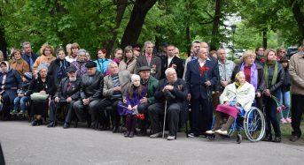 У Переяславі-Хмельницькому відбулися урочистості з нагоди Дня перемоги над нацизмом у Другій світовій війні (Фоторепортаж)