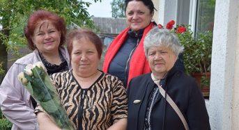 Мам загиблих Героїв привітали з Днем матері