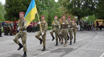 У Переяславі розпочався міський етап патріотичної гри «Сокіл» («Джура») серед учнівської молоді (Фоторепортаж)